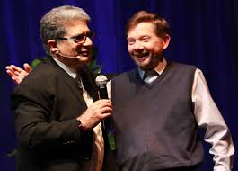 Freedom from thinking…Eckhart Tolle and Deepak Chopra converse