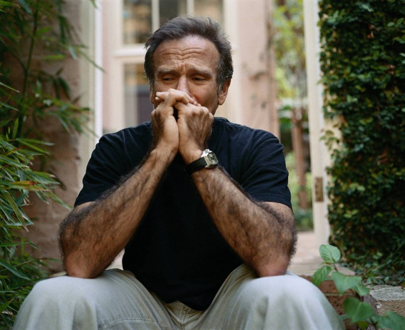 Robin William's final gift and the limitation of 'managing' depression…