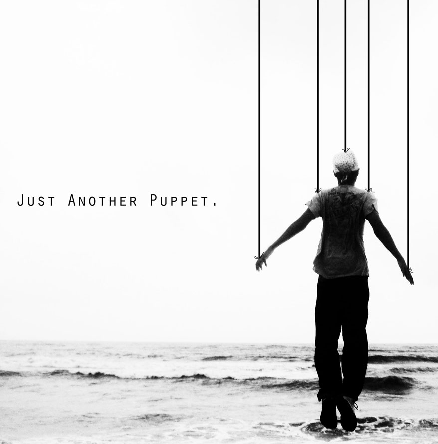 Are you being a puppet for the drama energy in the room?